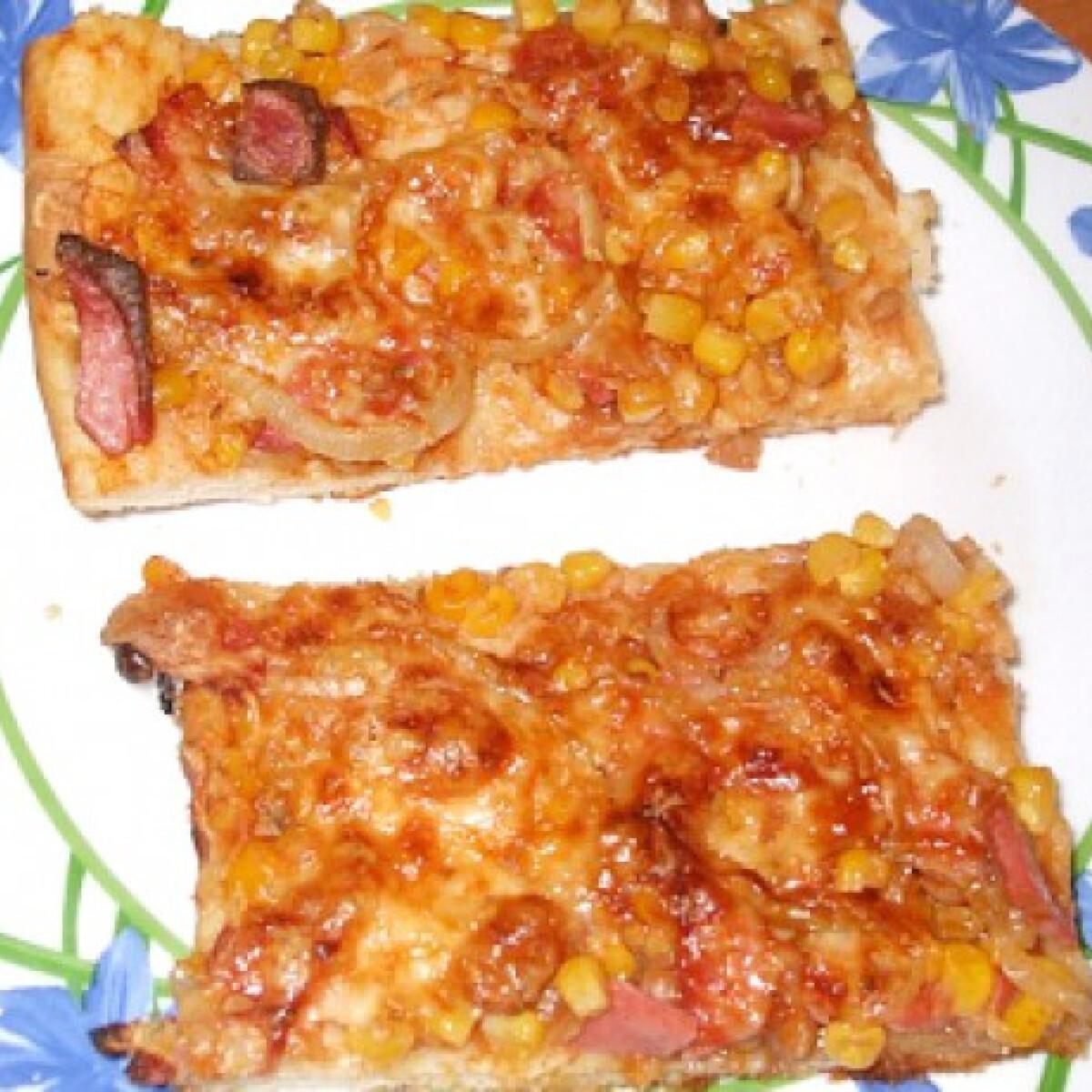 Pizza Vandre konyhájából
