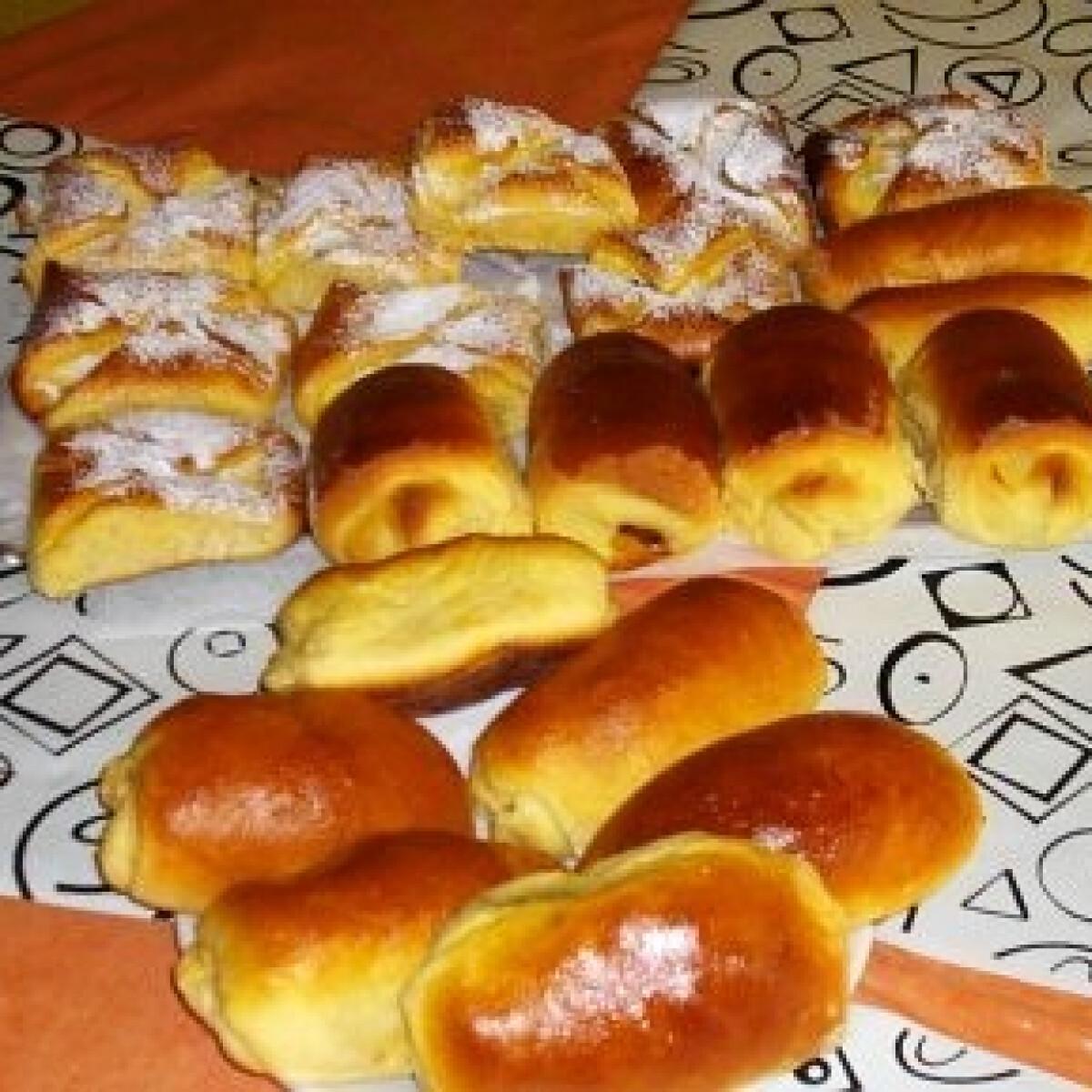 Kelt tészta alaprecept (bukta)