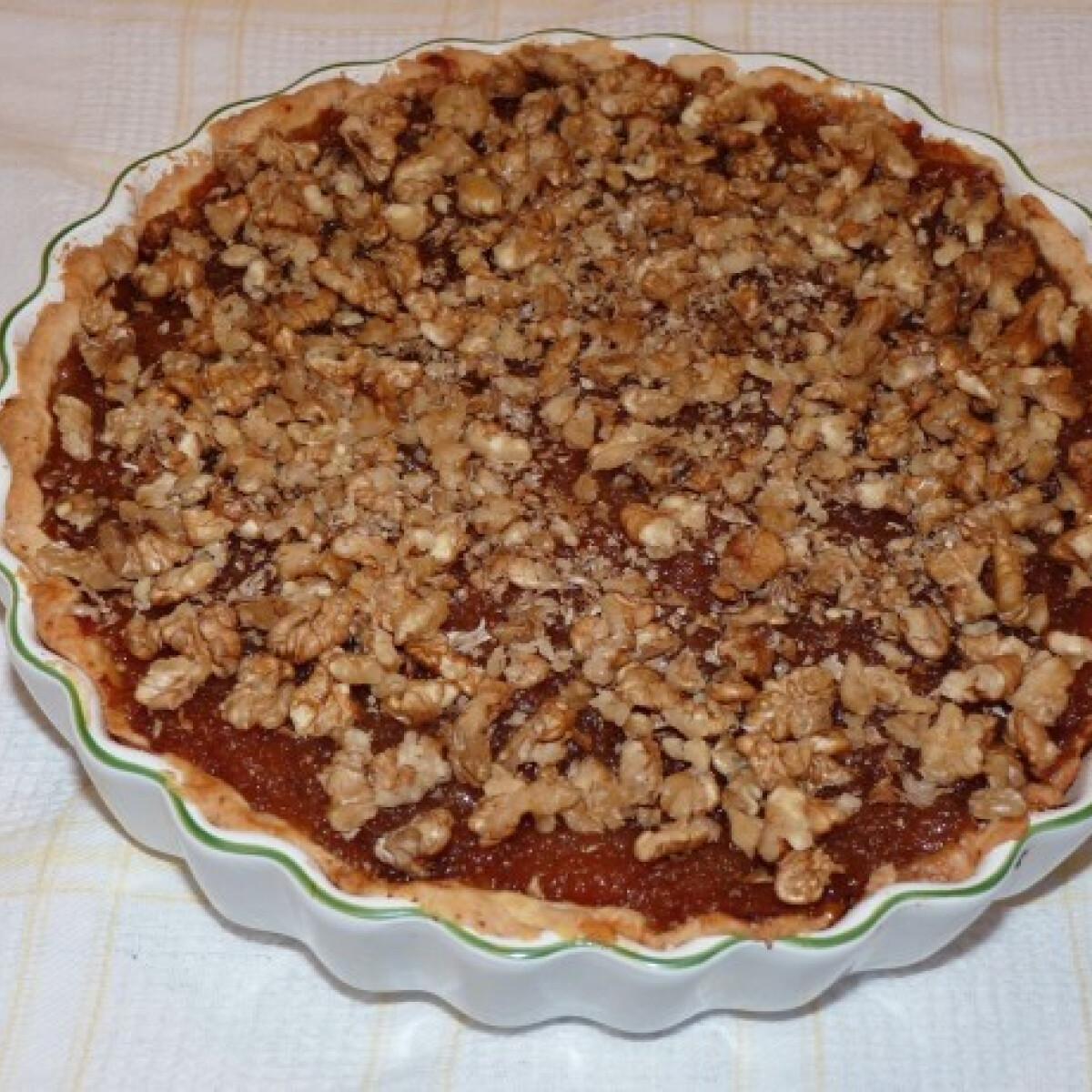 Ezen a képen: Omlós almás Zsanna konyhájából