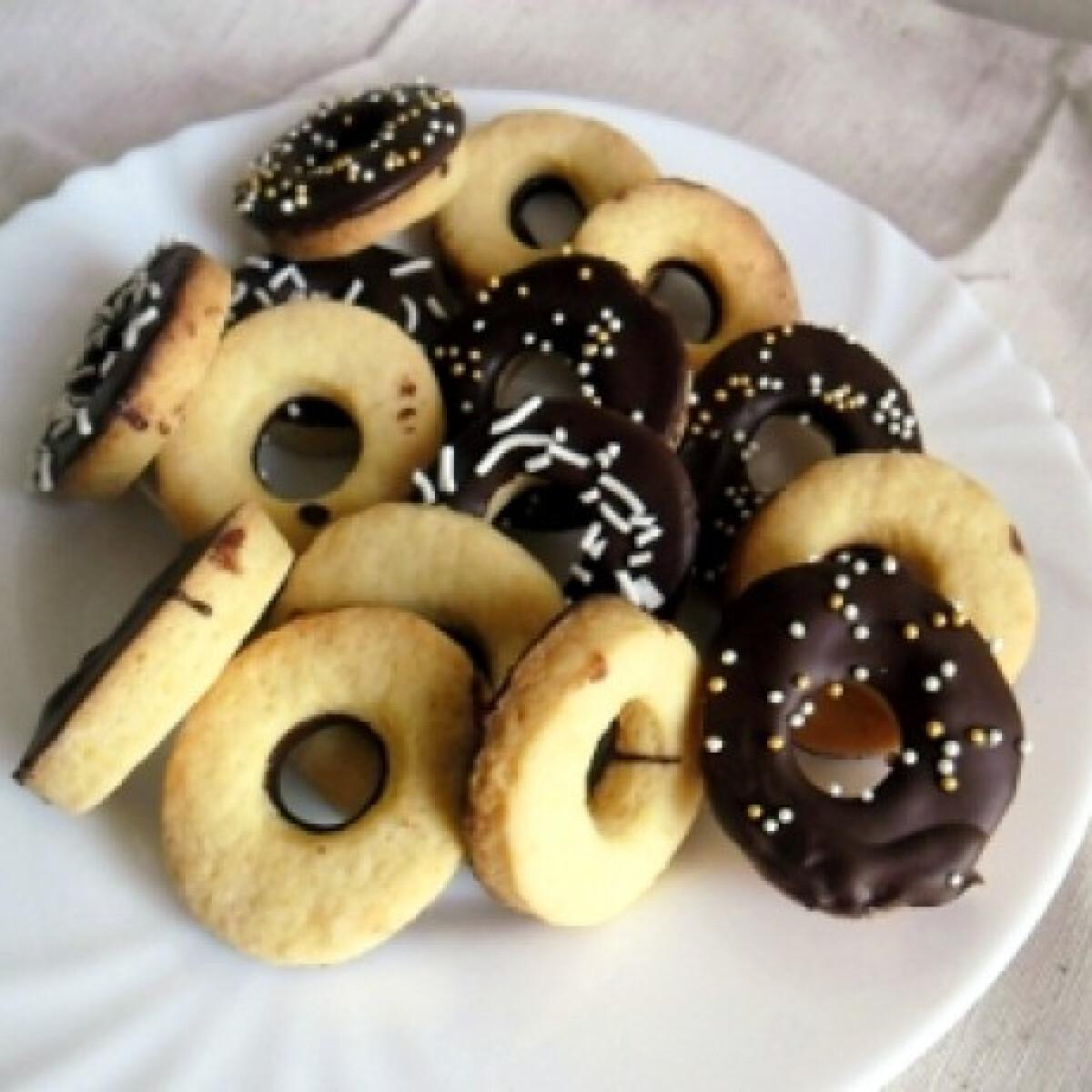 Ezen a képen: Vaníliás karika Niki konyhájából