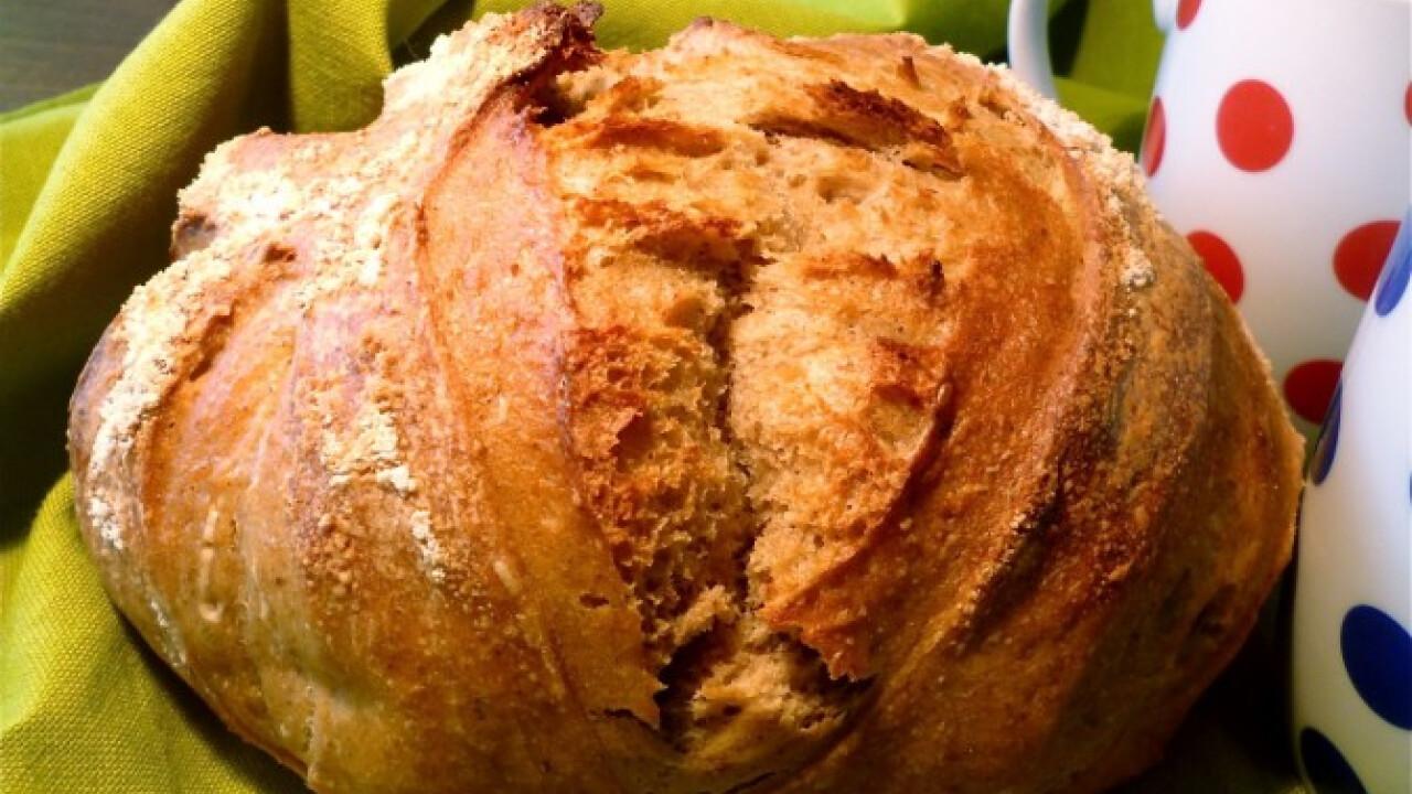 Lusta kenyér bármikor