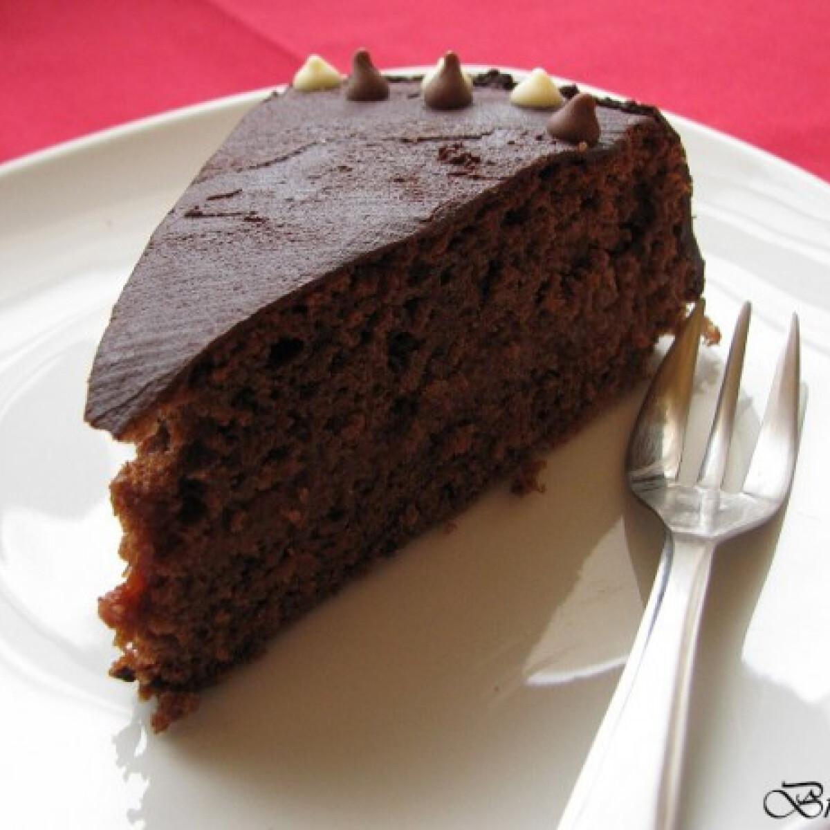 Ezen a képen: Sacher-torta Medeától