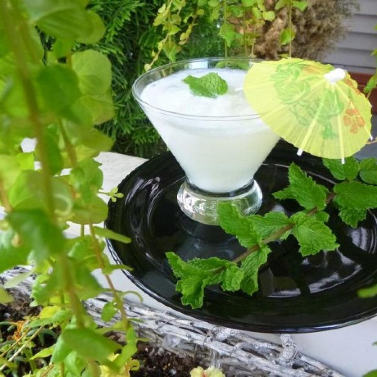 Ezen a képen: Tejes limonádé
