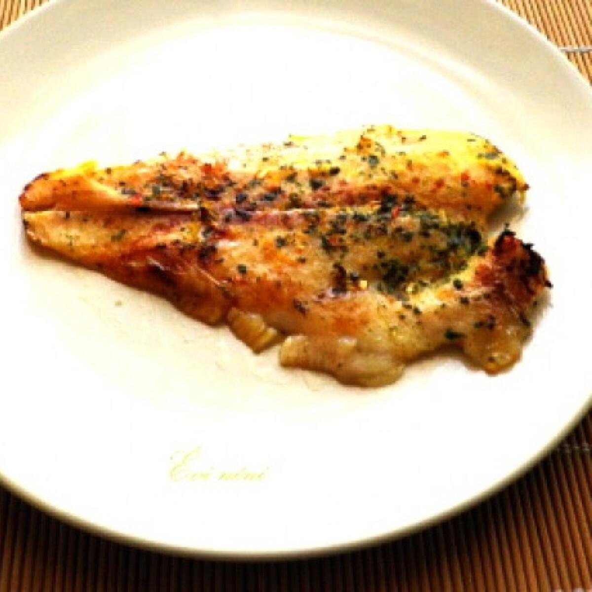 Thai sült hal