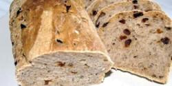 Aszalt paradicsomos kenyér 2.
