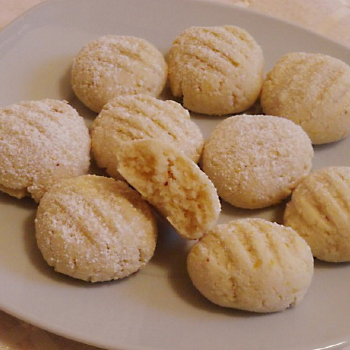 Ricciarelli Glaser konyhájából