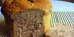 Írós-diós kenyér