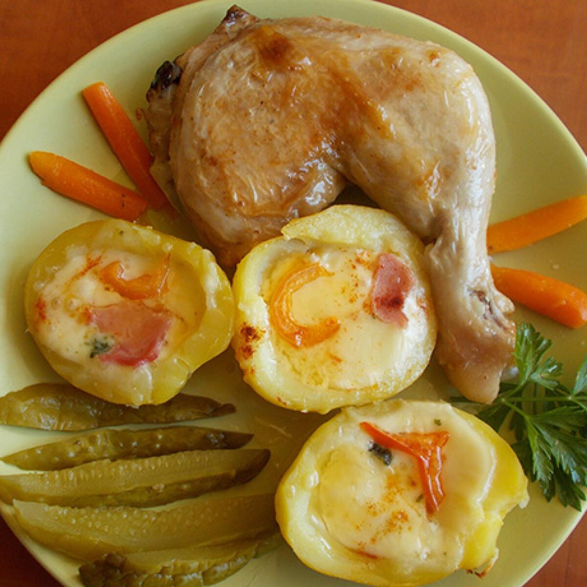 Grillcsirke Csiki Piroska konyhájából