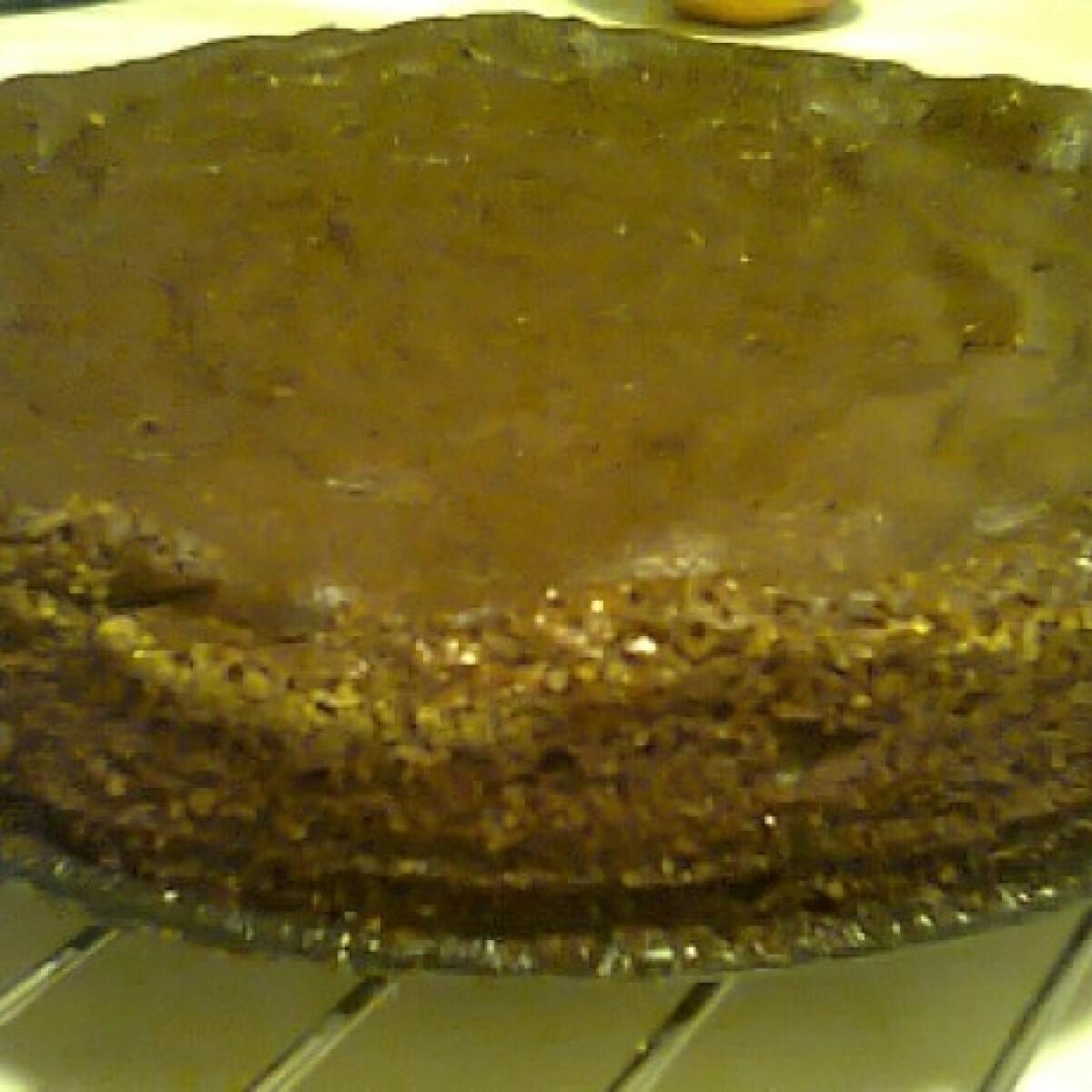 Csokitorta liszt nélkül Yoffitól