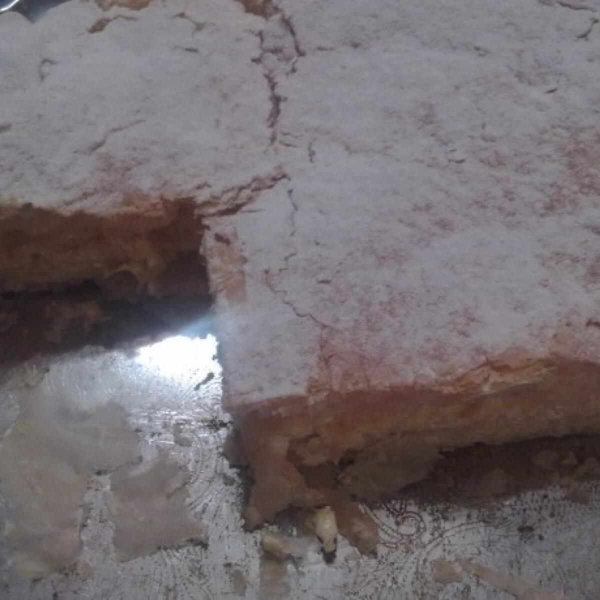 Ezen a képen: Házi krémes Krii konyhájából