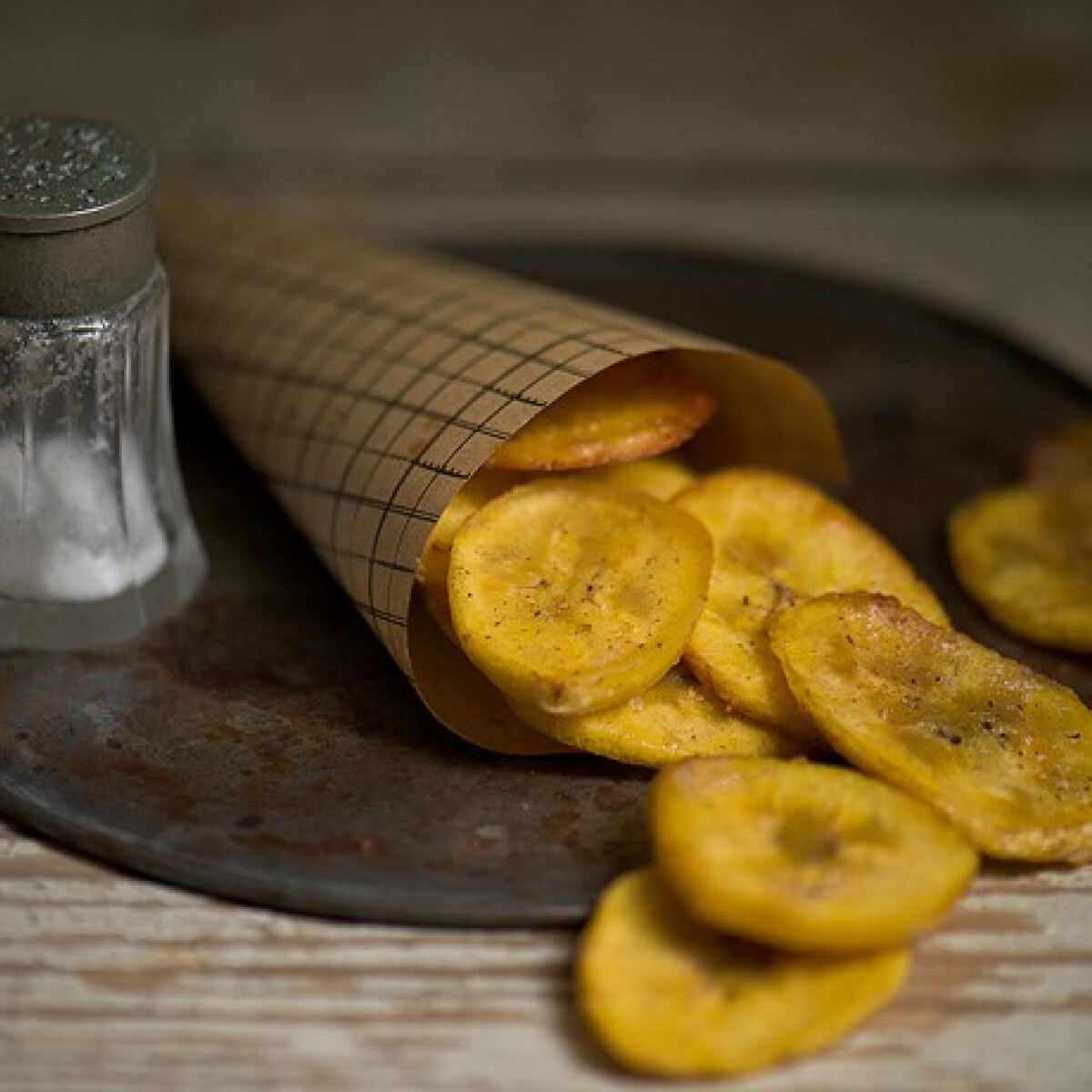 Banáncsipsz