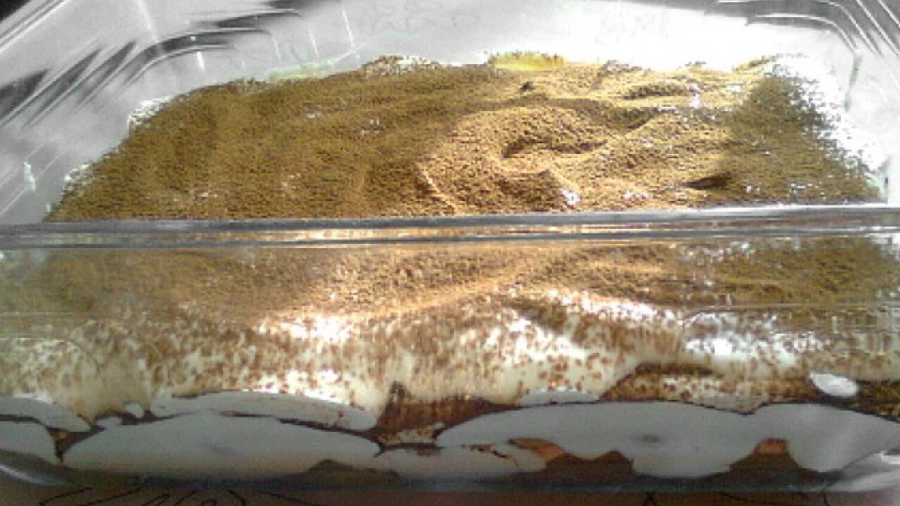 Tiramisu yoffi konyhájából