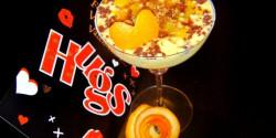 Narancsos-csokis joghurt