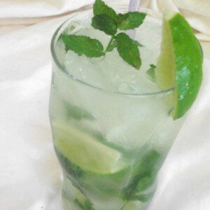 Virgin mojito light