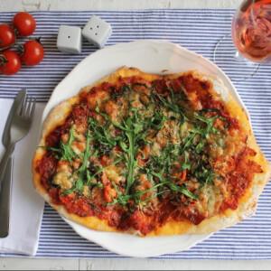 Jamie Oliver pizzája