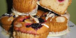 Szedres muffin Zsuzsamama konyhájából