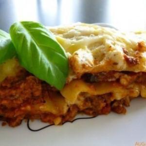 Lasagne Al Forno - lassan, de biztosan