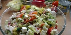 Görög saláta Emi konyhájából