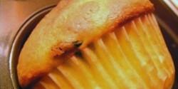 Fahéjas-szegfűszeges muffin aszalt szilvával