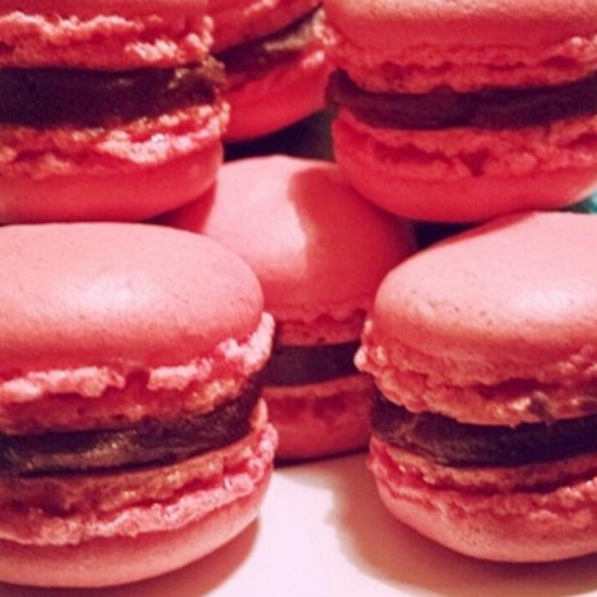 Ezen a képen: Macaron b-ors konyhájából