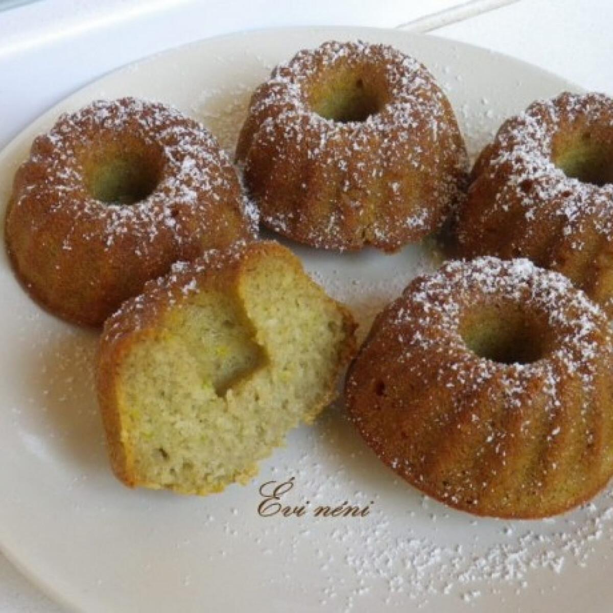 Gluténmentes banános muffin