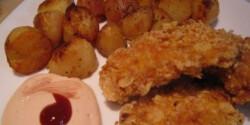 Kentucky csirkemell Katharosz konyhájából