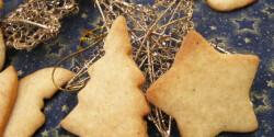 Karácsonyi keksz ahogy Flóra készíti