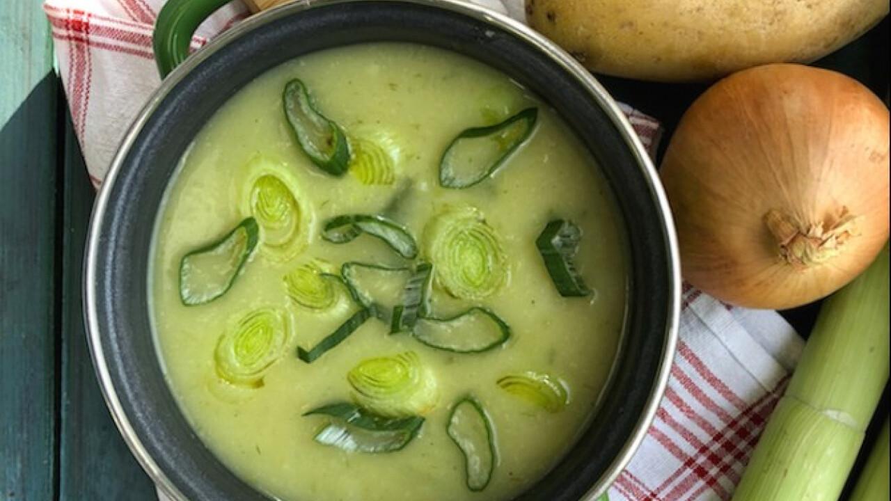 Háromhagymás leves