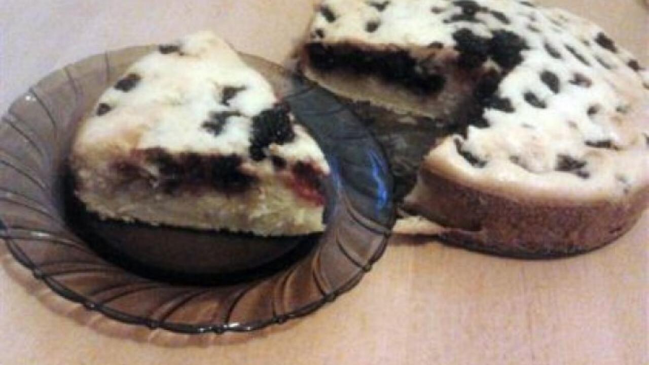Szedres kevert torta