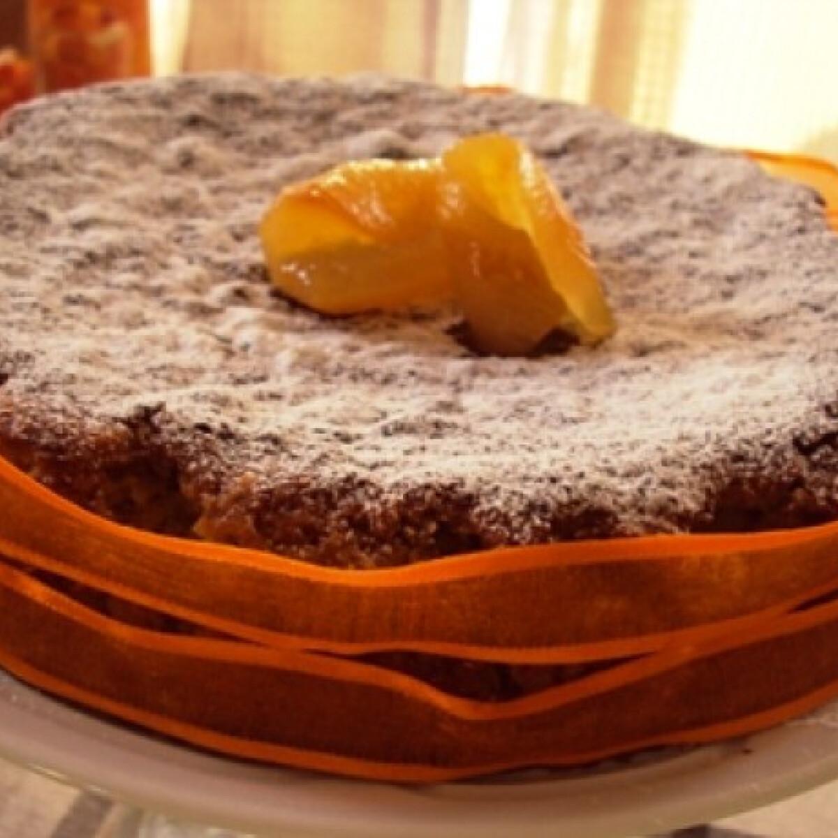 Ezen a képen: Kosher narancs cake