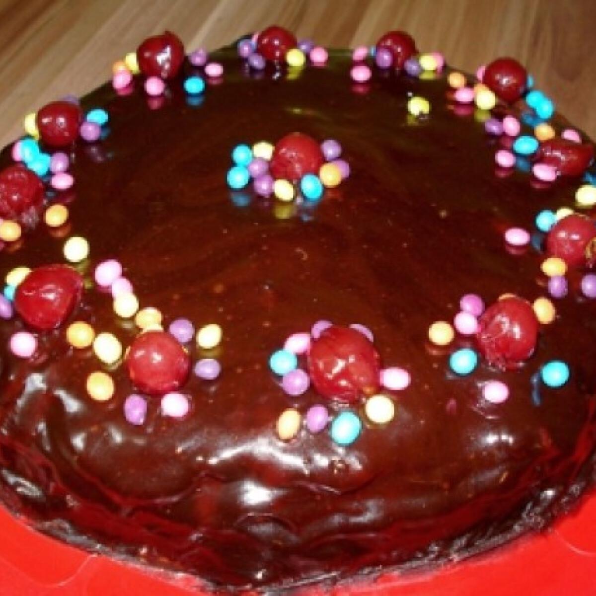 Lúdláb torta Szemcsu konyhájából