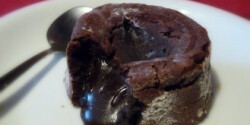 Mini csokoládébomba