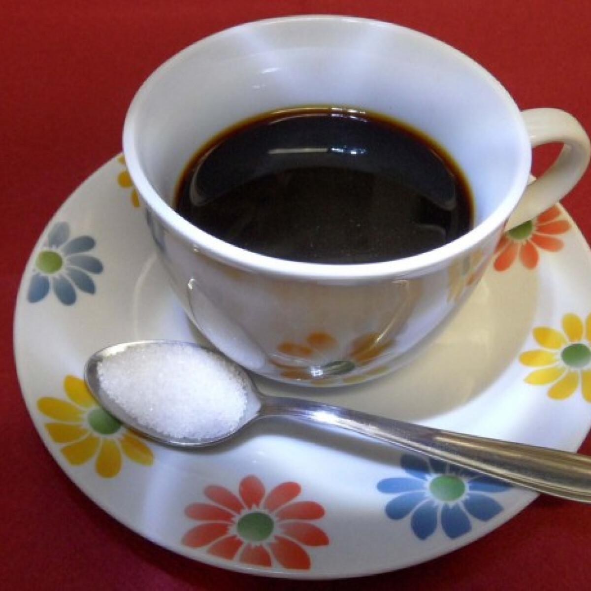Katáng-cikória kávé