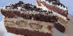 Tiramisu torta Helga konyhájából
