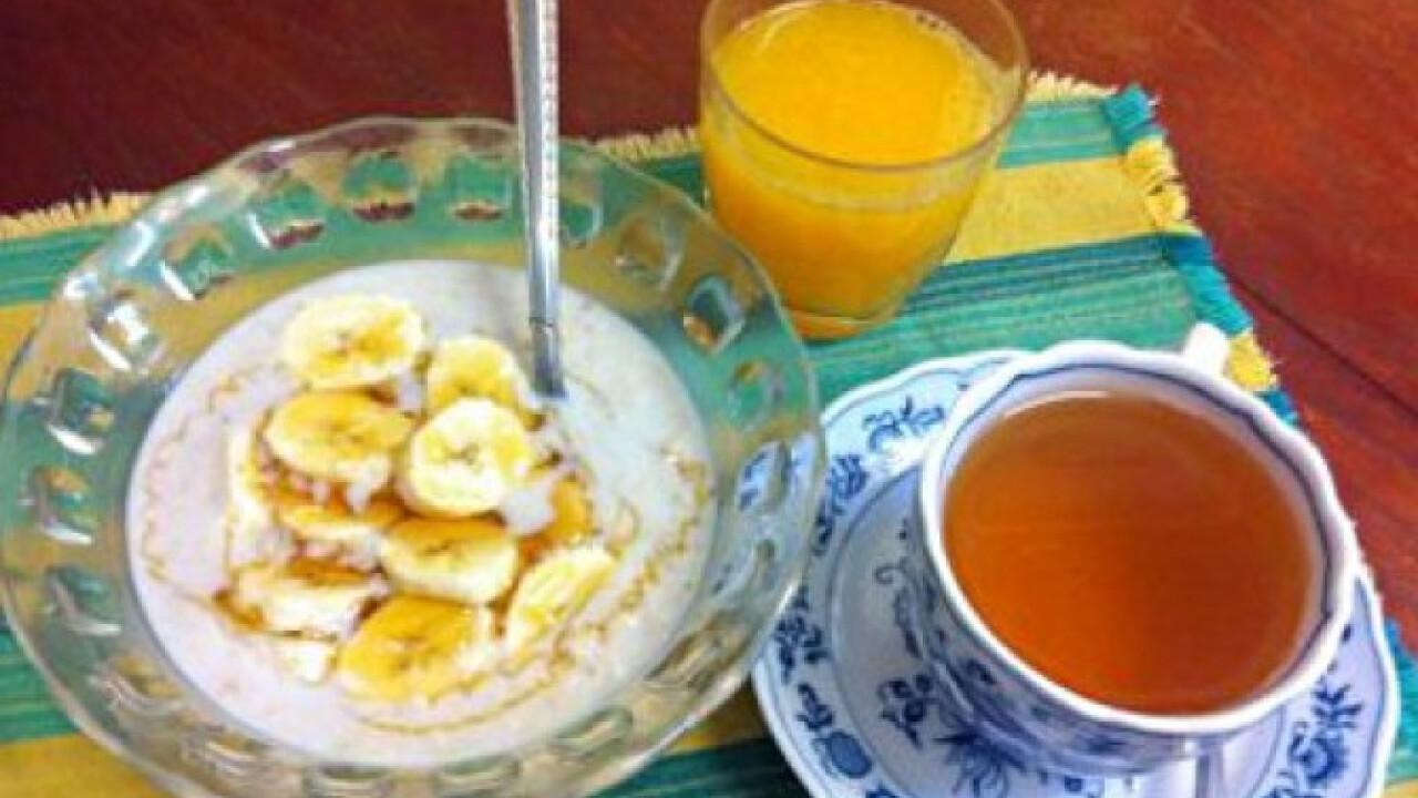 Zabkása reggelire