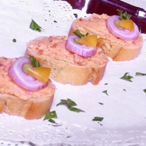 Magyaros szendvicskrém