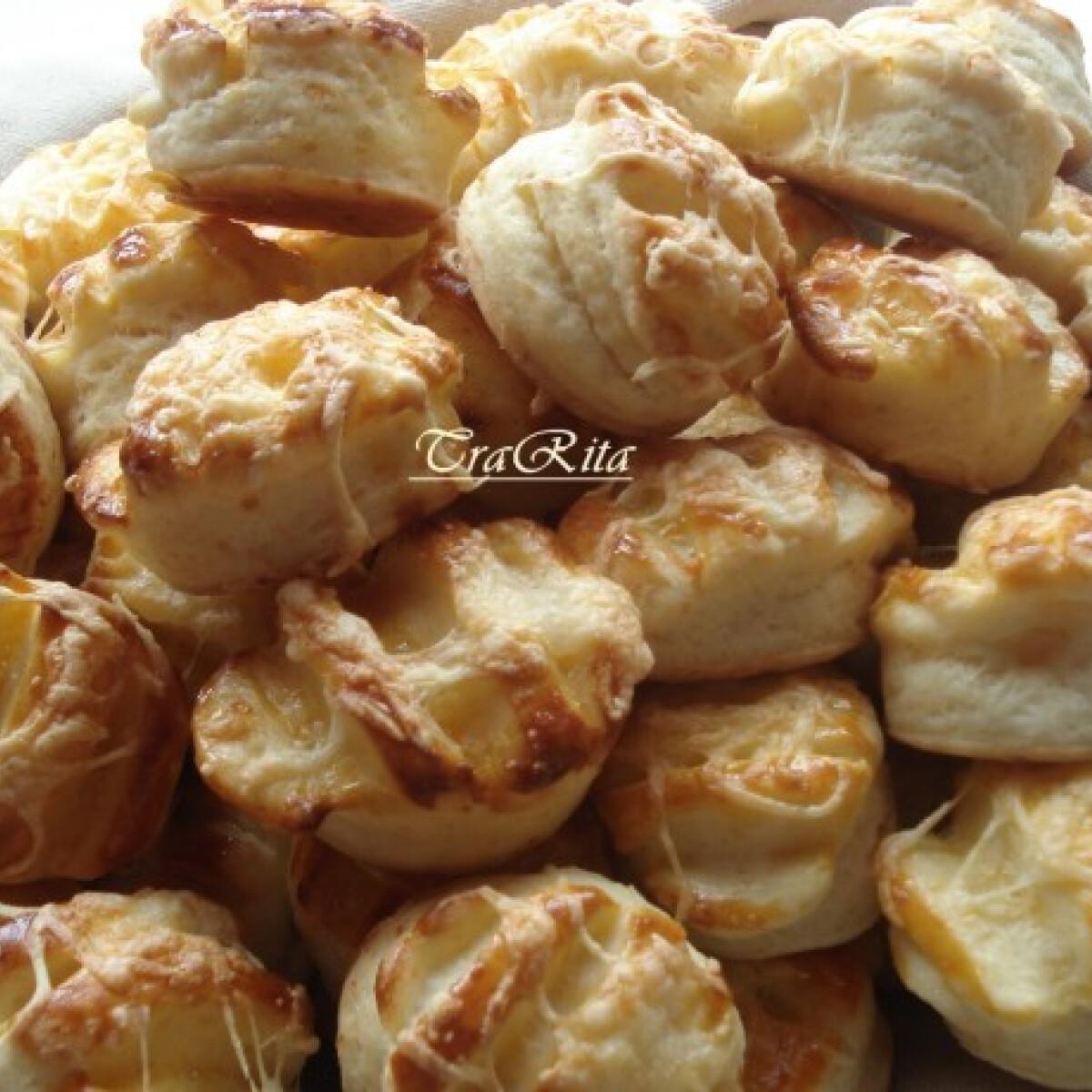 Ezen a képen: Joghurtos pogácsák TraRita konyhájából