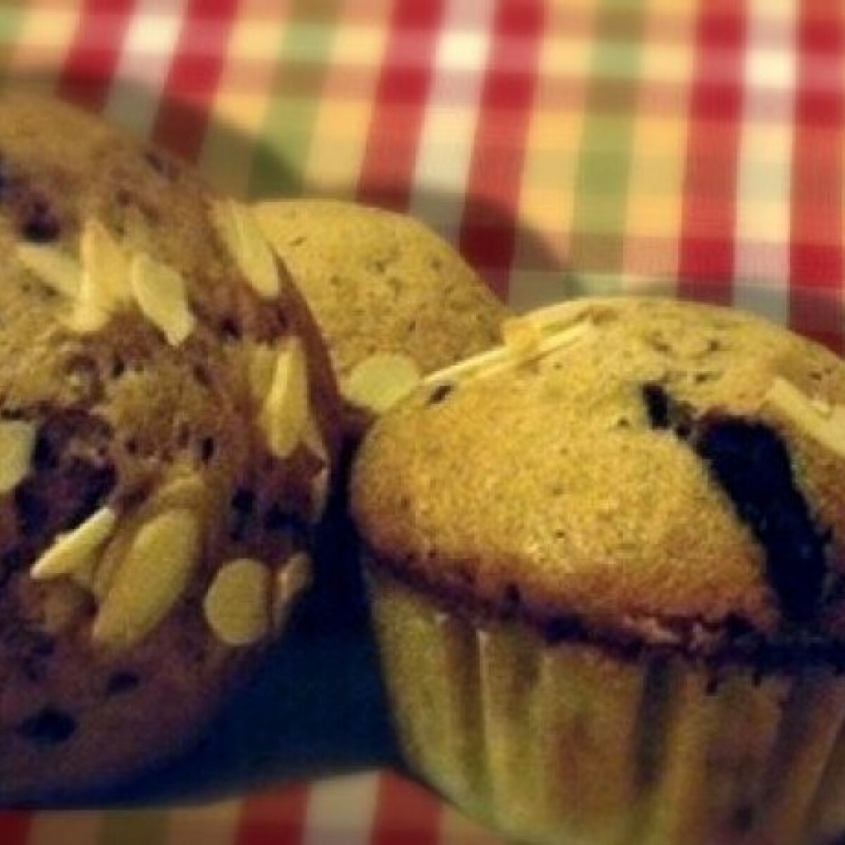 Ezen a képen: Mézeskalács muffin