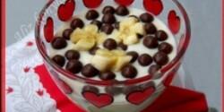 Banános joghurt