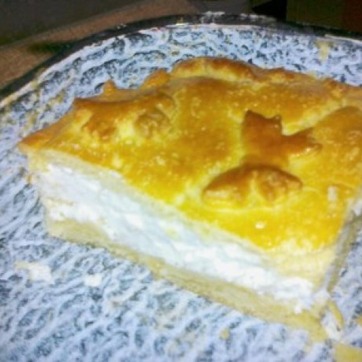 Túrós pite Orsitól