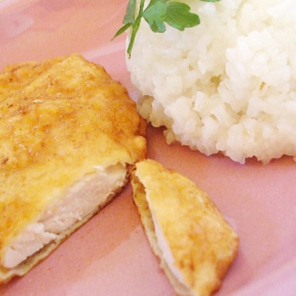 Csirkemell párizsi módra
