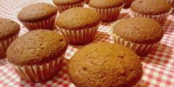 Diós-kakaós ropogós muffin
