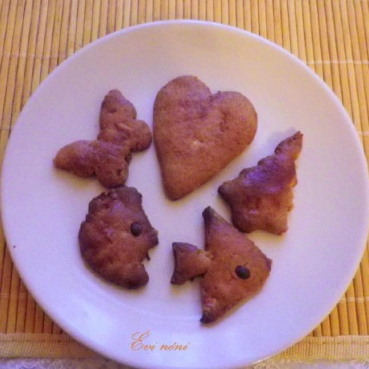 Ezen a képen: Mézeskalács Évi néni konyhájából