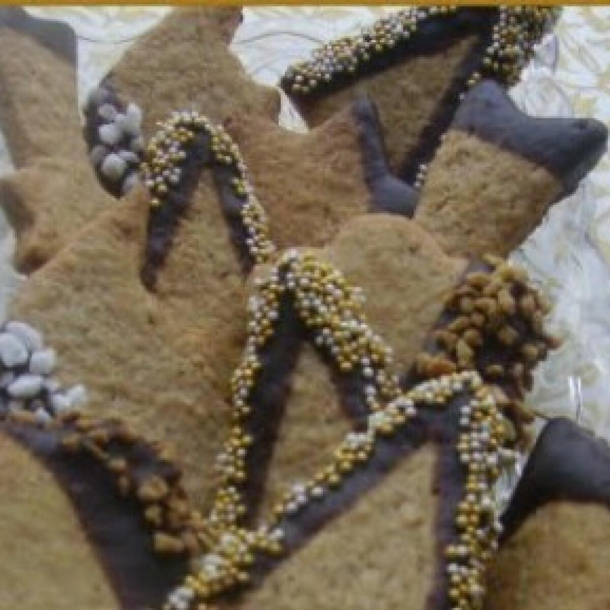 Ezen a képen: Illatos vajas keksz