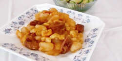 Paprikás krumpli nokedlivel