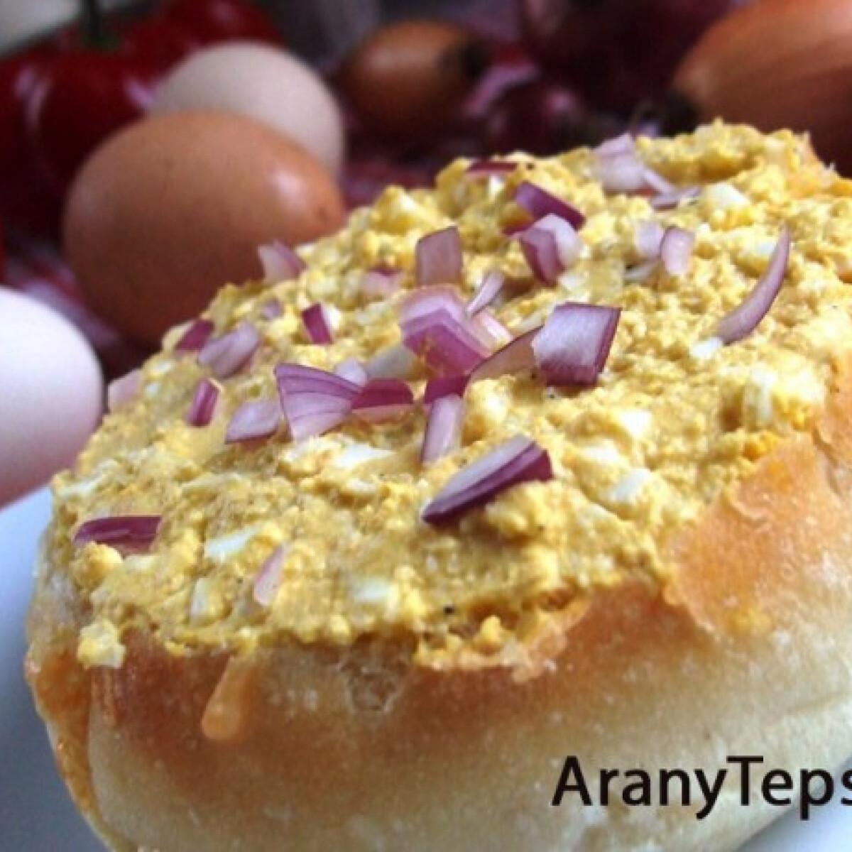 Tormás tojáspástétom