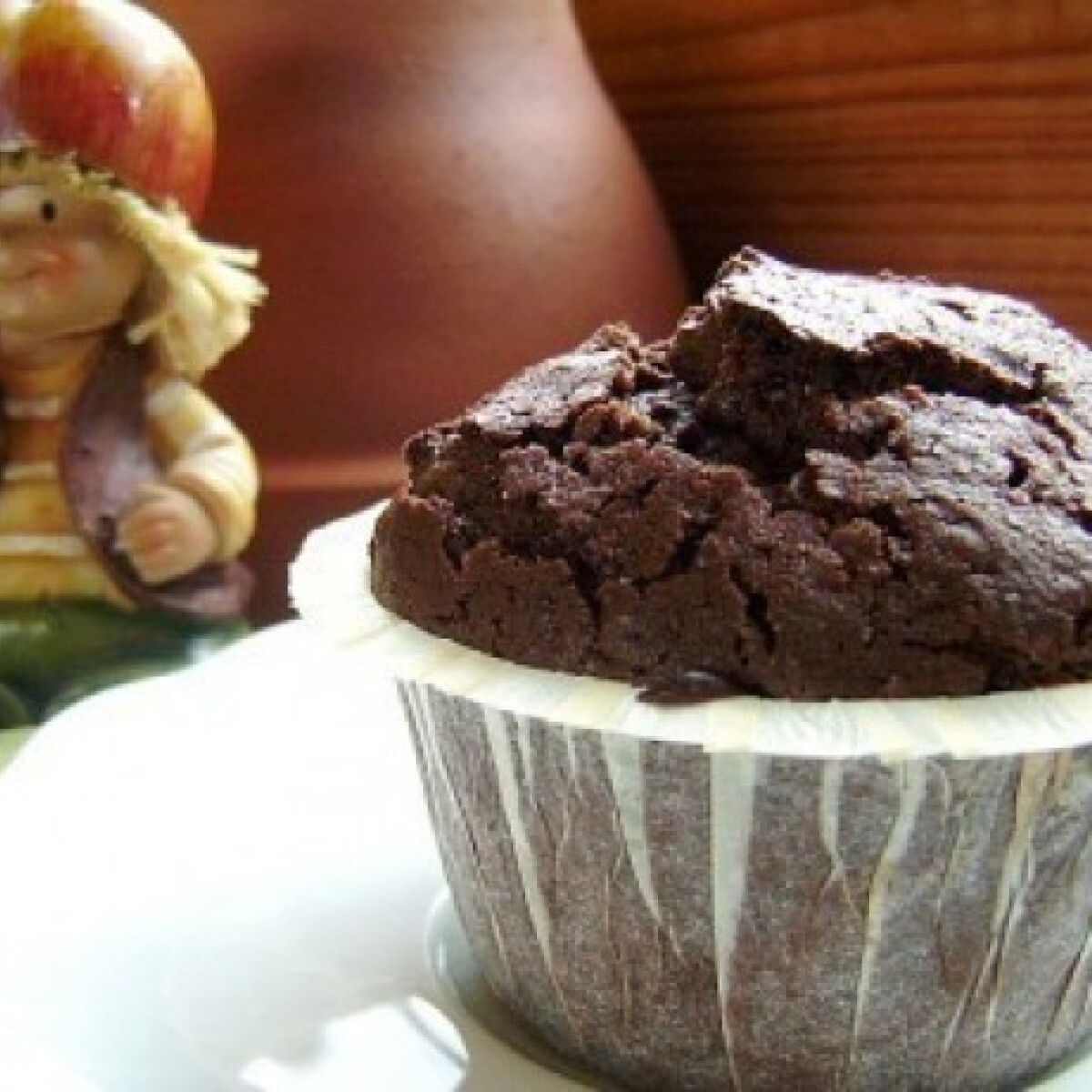 Ezen a képen: Pocket coffee muffin