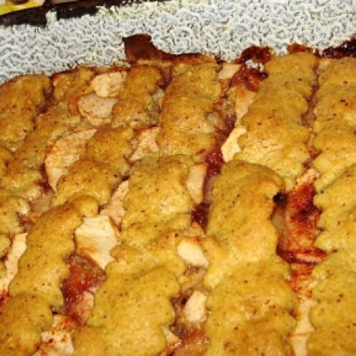 Mogyorós almás süti
