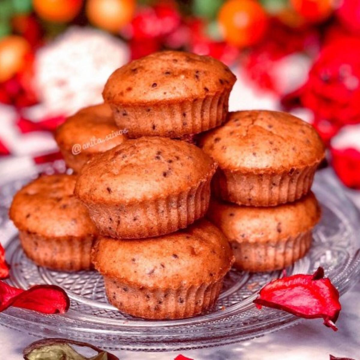 Ezen a képen: Chiamagos muffin Szívós Anita konyhájából