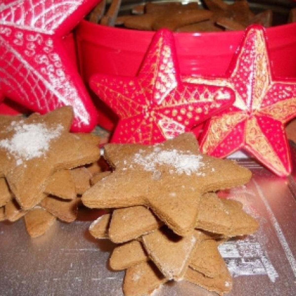 Ezen a képen: Fűszeres csillagok